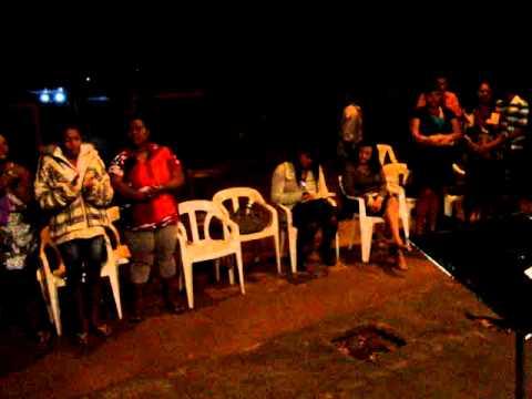 Ministério louvor fogo santo de barretos em colina parte 2