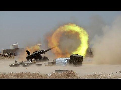 Ιράκ: Σκληρές μάχες για την ανακατάληψη της Φαλούτζα