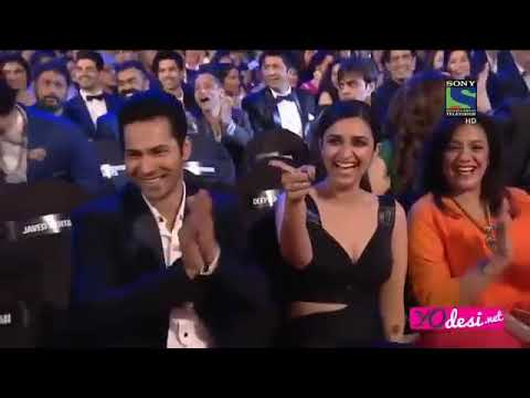 Saruk khan and Salman khan outstanding performance britania Filmfare awards