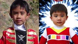 Power Ranger Kids Part One [Power Rangers Morph]