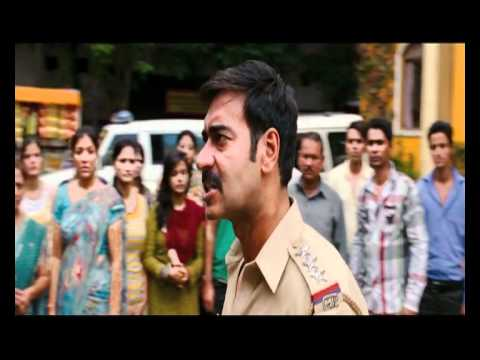 Singham - Singham Takes On His Senior Officer