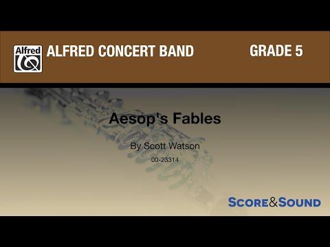 Aesop's Fables by Scott Watson - Score & Sound