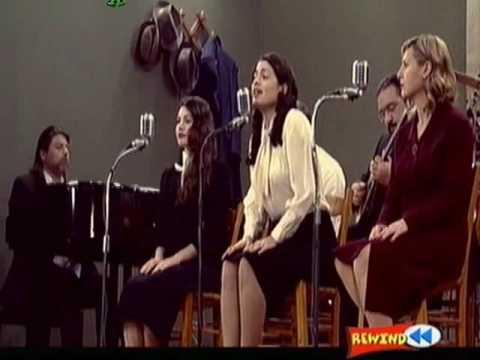 Alexandra Kousi Xorepse to tsifteteli To koritisi apopse thelei Rewind 1952 (видео)
