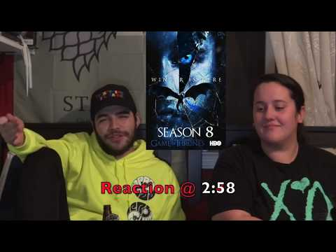 Game Of Thrones S8e1 || Winterfell || Reaction Pt. 1