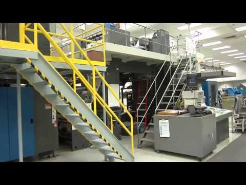1998 Heidelberg M600 B24 577 85mm Cutoff x 965mm Width  6 Unit 1 Web Press System