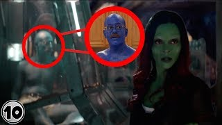 Video Top 10 Easter Eggs You Missed In The Avengers Infinity War - Part 2 MP3, 3GP, MP4, WEBM, AVI, FLV Juni 2018
