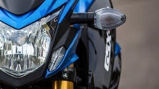 6. 2018 Suzuki gsx s750
