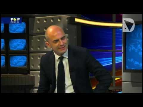 Passioni & Politica - Stefano Mugnai, capogruppo Forza Italia intervistato da Elisabetta Matini.