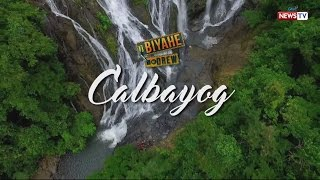 Download Lagu Biyahe ni Drew: The amazing waterfalls of Calbayog, Samar (full episode) Mp3