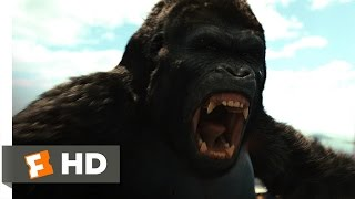 Nonton Rise of the Planet of the Apes (2011) - Gorilla vs. Helicopter Scene (5/5) | Movieclips Film Subtitle Indonesia Streaming Movie Download