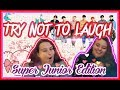 Super Junior Try Not To Laugh Challenge!! #2