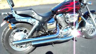 10. 2005 Honda Shadow Spirit 750