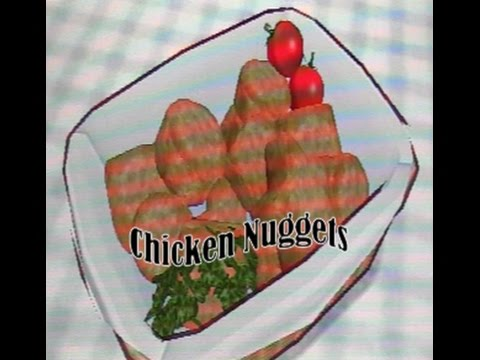 Chicken Nuggets Cooking Mama 5 Nintendo 3DS