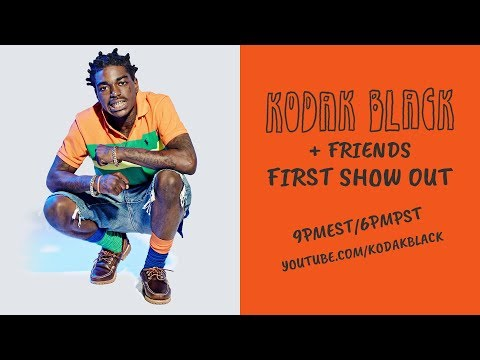 Kodak Black & Friends - First Show Out Live From Miami