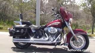10. Used 2006 Harley Davidson Heritage Softail Classic Motorcycles for sale  - Pensacola, FL