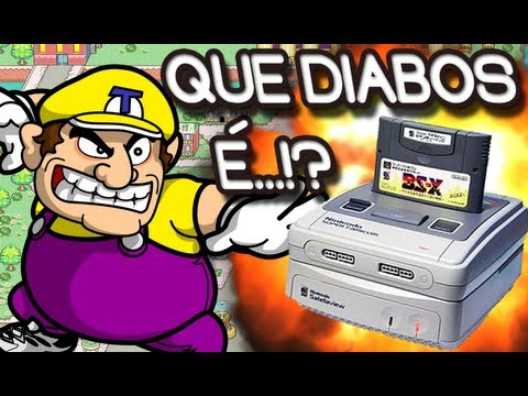 SATELLAVIEW (SNES BS-X)! - Que diabos é!?
