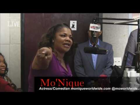 Comedian/Actress Mo'Nique LIVE - What It Is With Mo'Nique
