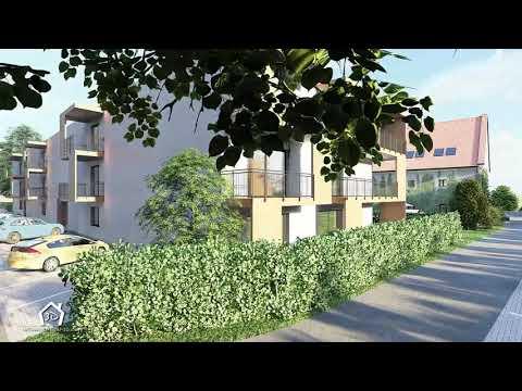 Video Komerční nemovitost pro mezonetové byty a pozemkem s možností výstavby nového bytového domu