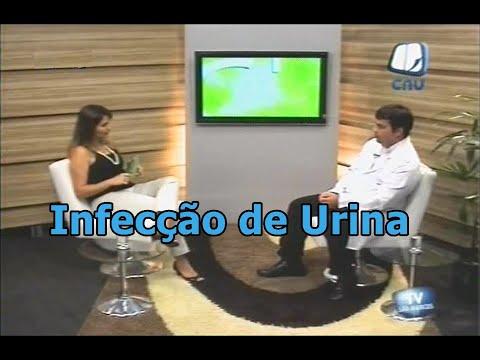 Infecção Urinária (TV São Marcos)