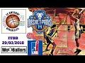 ELCV vs Basket Paris 14 29/03/2018 We R Ballers Highlights