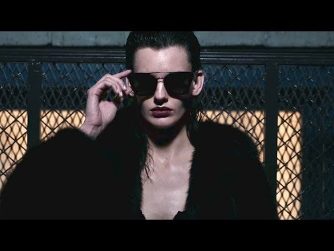 PRADA FALL/WINTER 2013 WOMEN'S EYEWEAR ADVERTISING CAMPAIGN