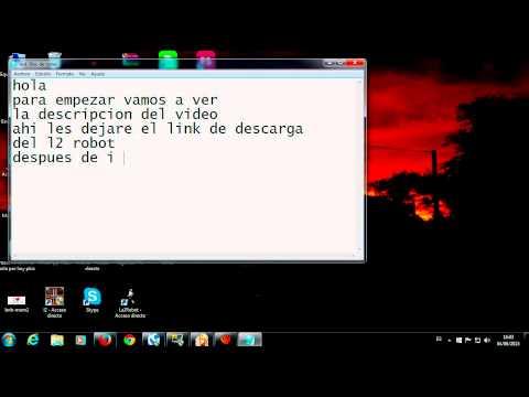 descargar L2 robot 2015:  LINK DE DESCARGA  http://adf.ly/1IIYB2 LINK DE DESCARGA  http://adf.ly/1IIYB2 LINK DE DESCARGA  http://adf.ly/1IIYB2 LINK DE DESCARGA  http://adf.ly/1IIYB2 LINK DE DESCARGA  http://adf.ly/1IIYB2 LINK DE DESCARGA  http://adf.ly/1IIYB2 SUSCRIBITE Y DALE MG ! SALUDOS