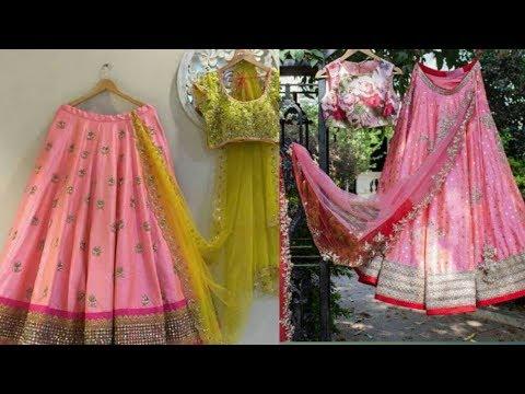 Video Latest Lehenga Choli/Blouse Design 2017|Light Weight Lehenga Choli Design for Girls|Trendy India-2 download in MP3, 3GP, MP4, WEBM, AVI, FLV January 2017