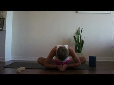 Gentle Yoga for Tight Legs and Hips