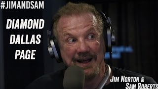 Subscribe on YouTube - https://www.youtube.com/JimandSamShow Jim Norton & Sam Roberts talk to Diamond Dallas Page as a post-mortem to their recent interview ...
