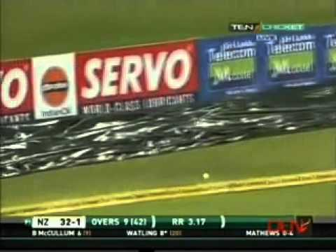 Srilanka vs Newzealand 4th ODI 2012 Full Highlights Part 1 (10-11-12)