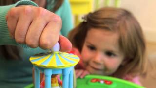 In the Night Garden - Activity Table - Character Music and Stories