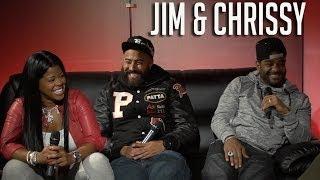 Jim & Chrissy talk Dipset, wedding updates + dodging bullets at the mall!