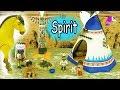 Spirit Stallion of the Cimarron Playmobil Series - Horse Toy Video Honeyheartsc