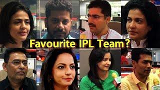 Aaj Tak Anchors Reveal Their Choice For Fav. IPL Team   Sports Tak   Rashika Singh