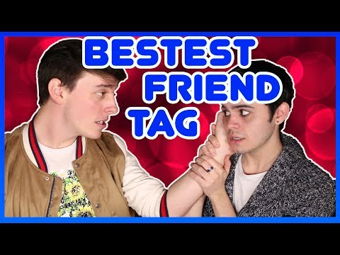 BESTEST FRIEND TAG! | Thomas Sanders