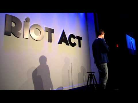 Pat Wise Standup at the Riot Act Comedy Theater- Dec 27th, 2011