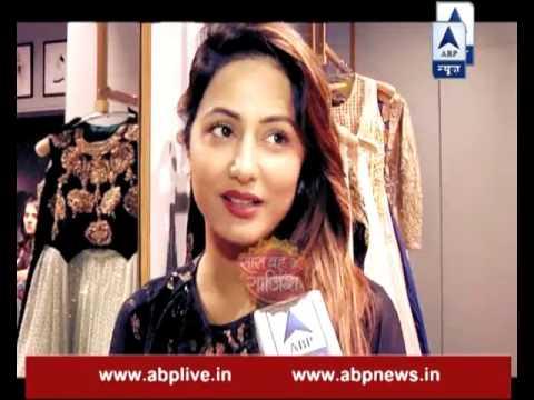Yeh Rishta Kya Kehlata Hai: When Hina Khan aka Akshara went shopping for New Year's eve (видео)