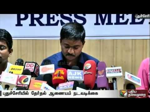Pondicherry-Election-Commission-sacks-3080-govt-employees