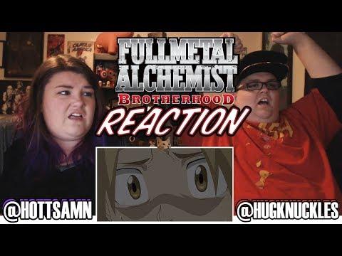 Fullmetal Alchemist: Brotherhood Episode 2 Reaction!!