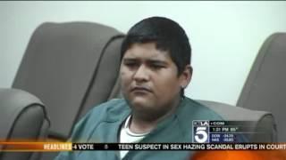 Nastolatek błaga sąd żeby nie iść do więzienia.