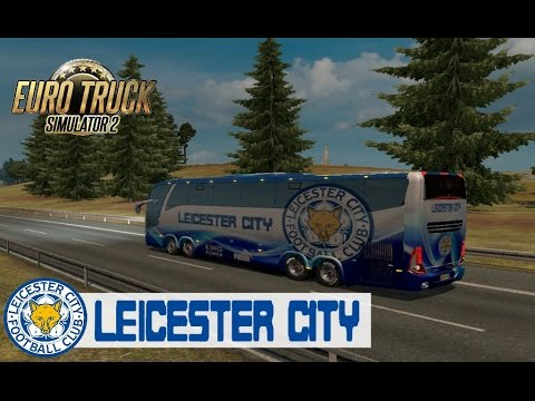 Bus Marcopolo G7 1600LD Leicester City v1.23
