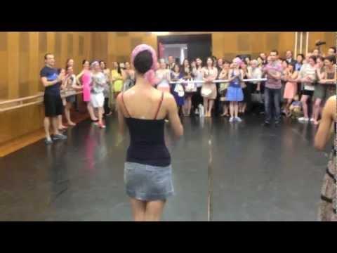 Nino Ananiashvili Ballet; Rachuli Dance in Tokyo アナニアシュビリバレエ団