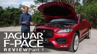 Video Jaguar F-Pace 2016 Review Indonesia | OtoDriver (Part 1/2) MP3, 3GP, MP4, WEBM, AVI, FLV Desember 2017