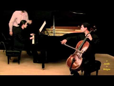 Dimitri Shostakovich. Cello Sonata op 40 in d minor. 4 Allegro.