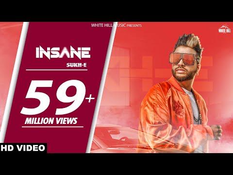 Video Insane (Full Song)  Sukhe - Jaani - Arvindr Khaira - White Hill Music - Latest Punjabi Song 2018 download in MP3, 3GP, MP4, WEBM, AVI, FLV January 2017