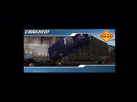 Burnout Legends (PSP) - Online Multiplayer #1