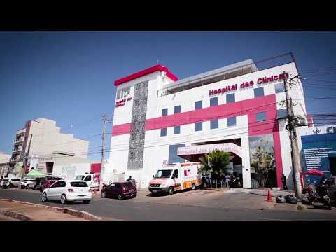 Institucional - Hospital das Clínicas e Pronto Socorro de Fraturas da Ceilândia