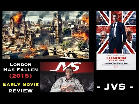 London Has Fallen (2016) | EARLY MOVIE REVIEW (Spoiler Free!)