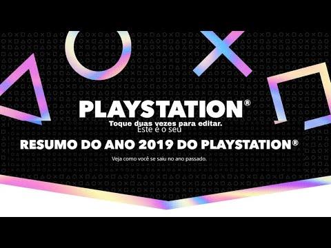 retrospectiva dos jogos de PS4  que você jogou em 2019/ e Playstation libera recompensa