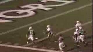 UNT Football - 99 Yard Touchdown Pass (96 Yards After Catch)